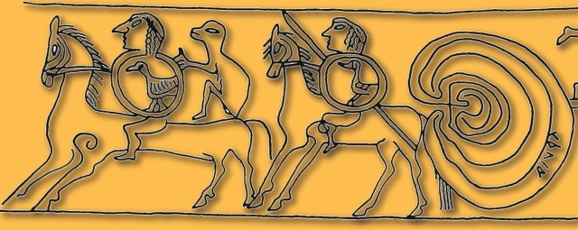 Oinochoe etrusco de Tagliatella