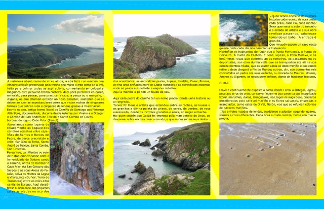 Caminhos Milenários. Costa de O Val. Narón