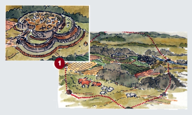 Narón Unha História Ilustrada na Terra de Trasancos