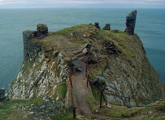 Wolf's Crag. Scotland