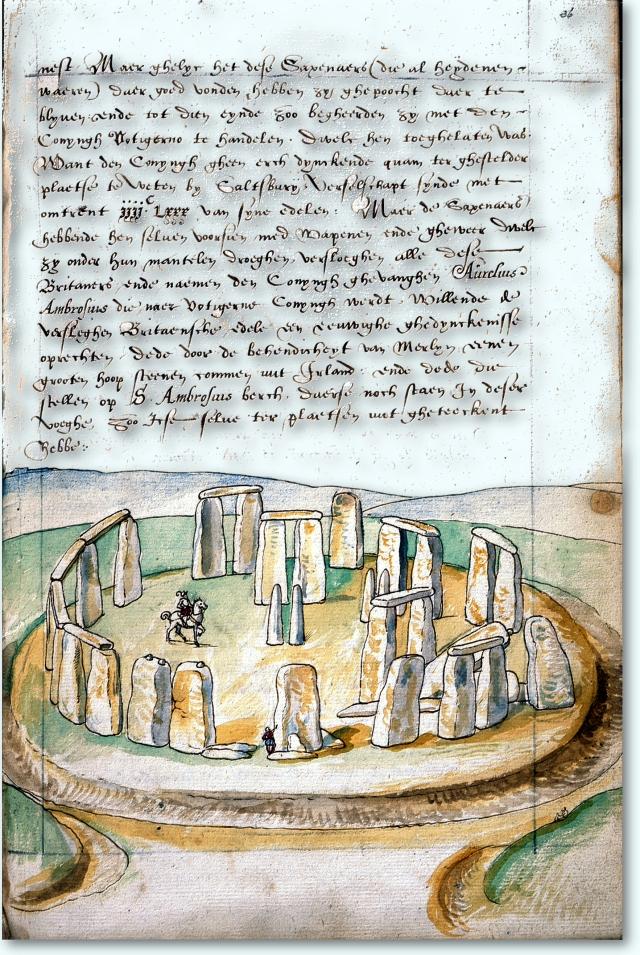 Descrição de Stonenhenge