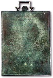tabula de castromao