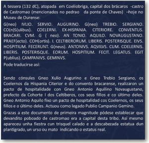 texto hospitium coelerni