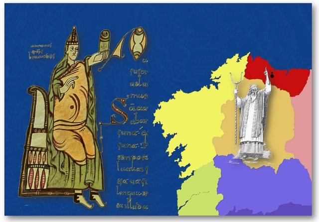 Algumas dioceses do Galiciense Regnum